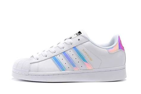 Shoes, Adidas Superstars, Hologram Sneakers, Holographic