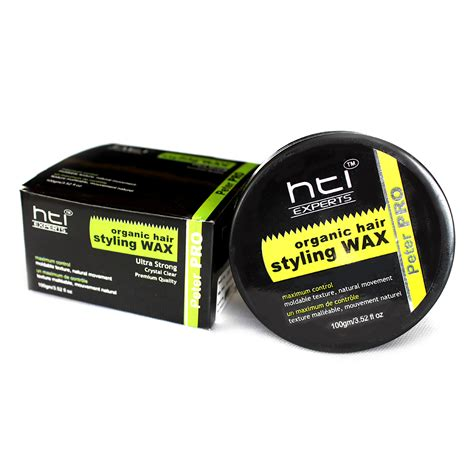 organic hair styling wax organic hair styling wax ultra strong hti experts