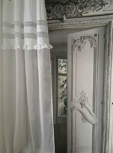 Rideaux Style Romantique : grands rideaux le monde de rose ~ Melissatoandfro.com Idées de Décoration
