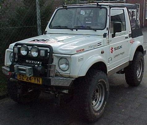 Suzuki 4wd by Suzuki Samurai Suzuki 4wd