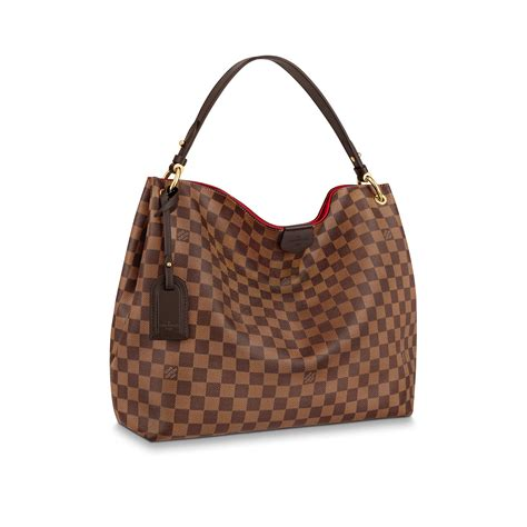 gracefull mm damier ebene canvas handbags louis vuitton