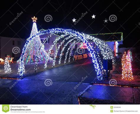 elaborate christmas decorations stock photo image 22599046