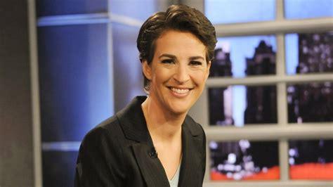 rachel maddow net worth msnbc news anchor earns