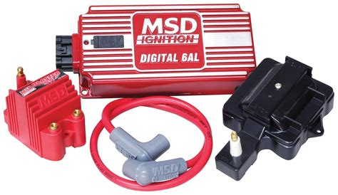 Msd Ignition System Super Hei Kit Ebay