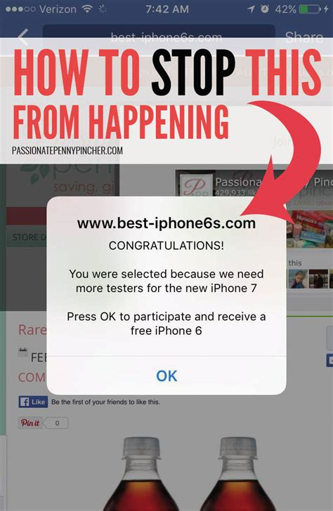 how to stop ads on my phone how to stop this from happening iphone issue