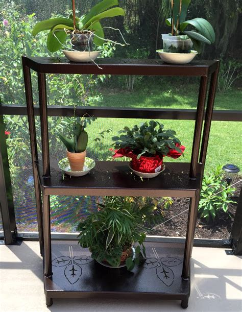 patio furniture plant stands plant stand