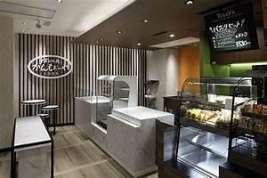 Aiji Inoue Coffee Shop Interior Design by Doyle Collection