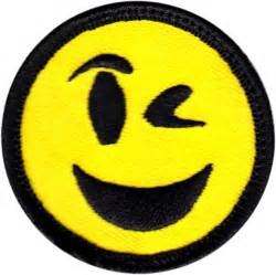 Emoji Wink Face Clip Art