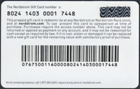 nordstrom rack gift card gift card silver letters hologram nordstrom united