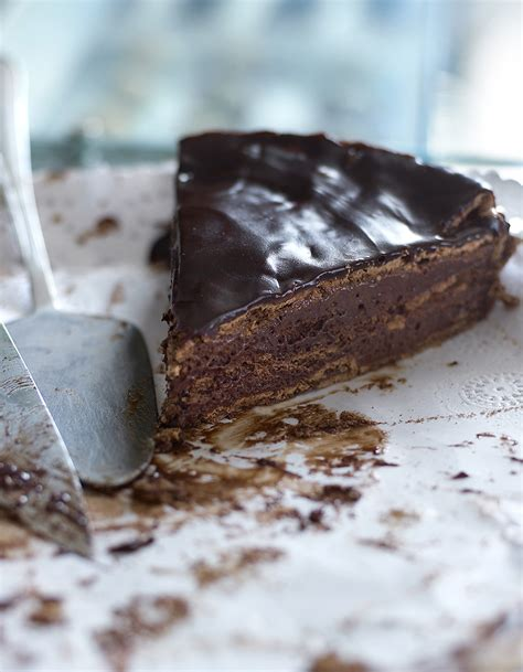 recette cuisine gateau chocolat gâteau chocolat au poivre de sarawak pour 8 personnes