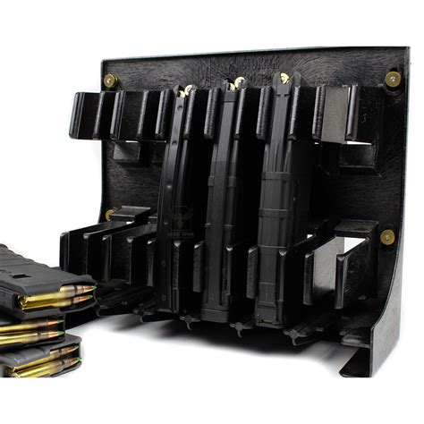 Mag Storage Solutions, [black Ar15] Magholder [magazine