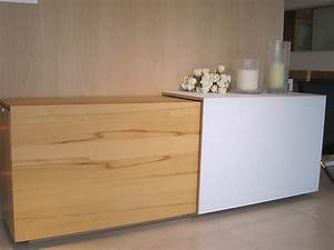 Regale und sideboards team 7 cubus sideboard kernbuche for Team 7 m bel abverkauf