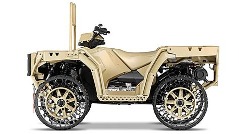 Polaris Airless Tires by U S Begins Rolling On Airless Tires Michael