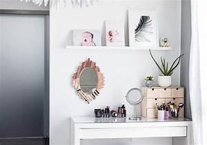 Ikea Küchen Ideen : schminktisch ideen 5 tipps f r aufbewahrung deko ~ Articles-book.com Haus und Dekorationen