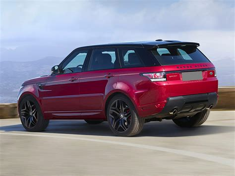 range rover sport 2016 land rover range rover sport price photos reviews