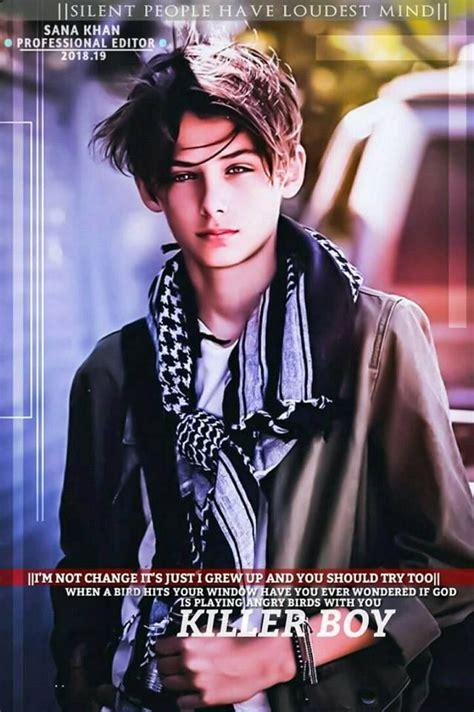 best stylish edited dp for boys edited profile for boys 2018 ak