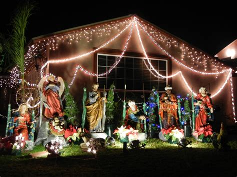 upper hastings ranch holiday light  los angeles love