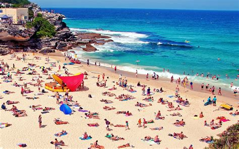 Tamarama, New, South, Wales, Australia, Beach, High, Resolution, Wallpaper, For, Desktop