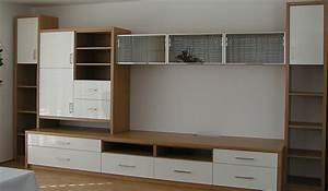 Wohnwand Weiß Mit Holz : wohnwand selber gestalten ~ Bigdaddyawards.com Haus und Dekorationen
