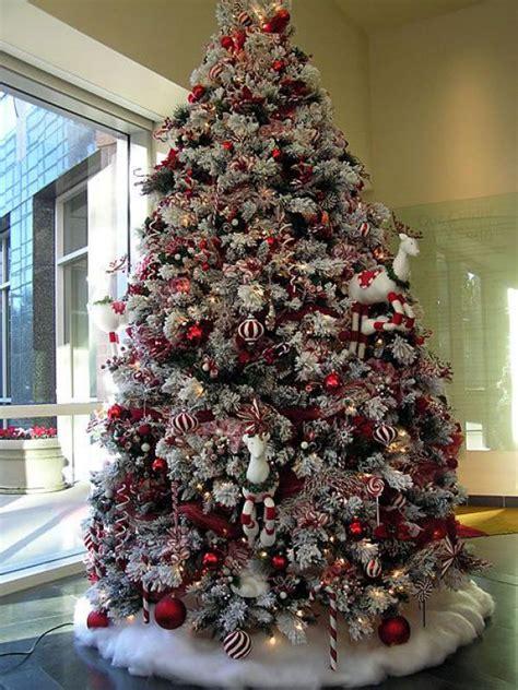 30 christmas tree diy ideas white ornaments christmas