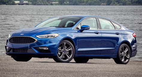Fusion Sport Performance 2017 ford fusion sport unleashes performance at the push