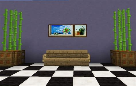 minecraft pe room decor ideas minecraft tips tricks for a home