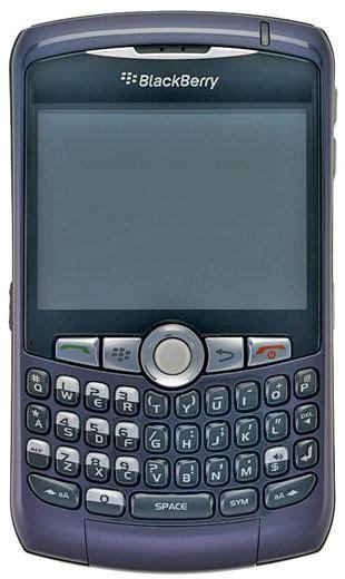 Blackberry 8310 Curve (midnight Blue