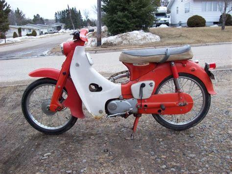 Honda Moped by Honda Ca100 Moped Photos Moped Army