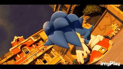 Sonic Forces Hedgehog Shadow Project Classic