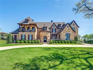 Dream, Home, Located, In, Flower, Mound, Texas