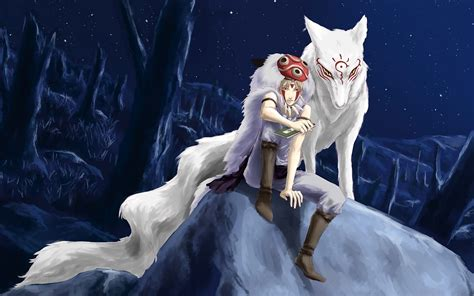 Wallpaper Anime Hd - princess mononoke wallpaper hd 69 images