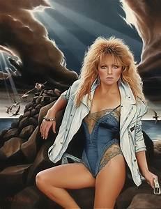 """Lisa Hartman "" by Van Cordle Redbubble"