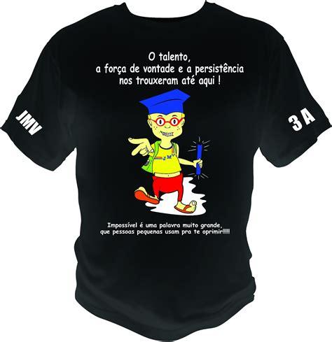 Pró Artes Estamparia E Confecção Camisetas Formandos
