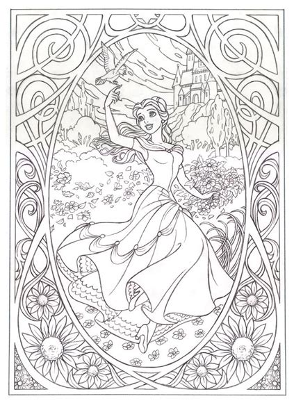 coloring pages printables  girl   glue gun