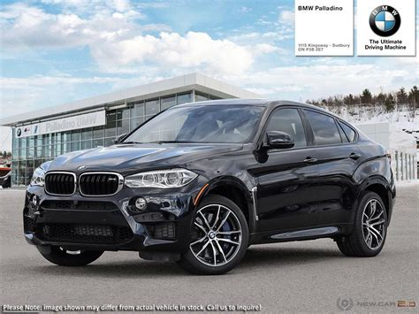Bmw X6 M 2019 by New 2019 Bmw X6 M Sport Utility In Greater Sudbury 0009