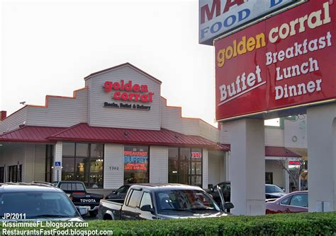 golden kissimmee corral florida cloud fl restaurant attorney dept osceola hospital fire disney hotel irlo bronson buffet