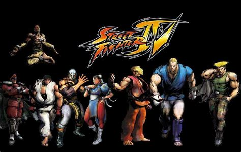 Street Fighter 4 Wallpapers  Wallpaper Cave