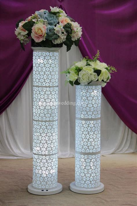 hot sale wedding columns used wedding decorations wedding