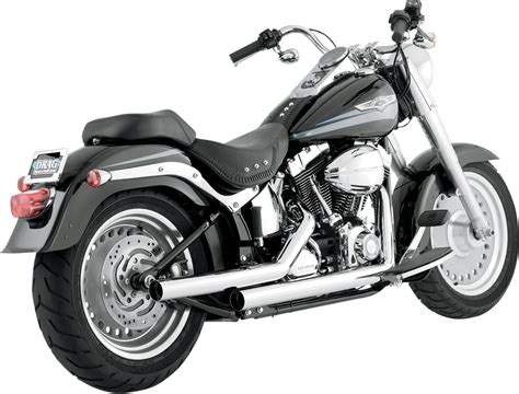 Vance & Hines Chrome 2 1/4
