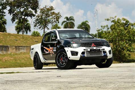 Modifikasi Mitsubishi Triton by Wow Kabin Mitsubishi Triton Satu Ini Diubah Jadi Bergaya