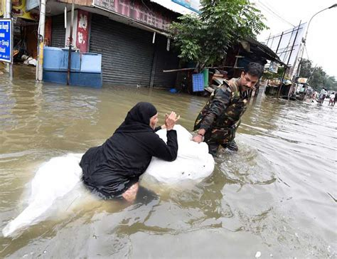 Boat Service Centre In Chennai by Photos Chennai Floods Pm Narendra Modi Visits Hit