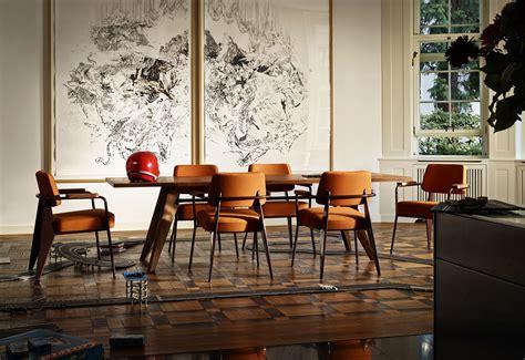 fauteuil direction chair designed  jean prouve