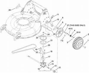 Bad Boy Buggy Front End Parts Diagram