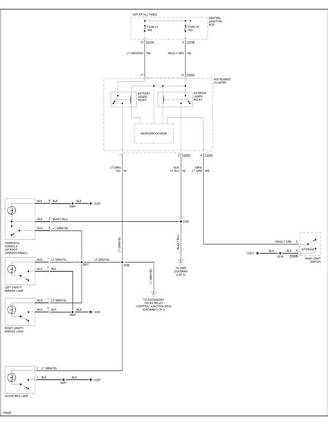 Dome Light Wiring Diagram Ford Truck Enthusiasts