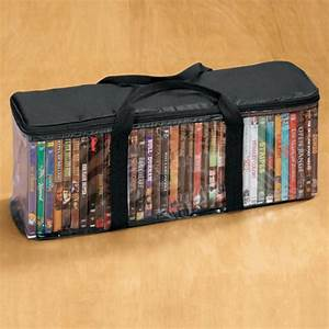 DVD Storage Case - Plastic DVD Storage Solutions - Walter