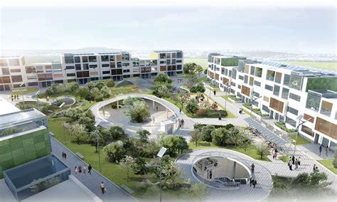 tomorrows townhouse concept and masterplan nicolas tye