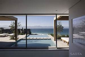 Contemporary, Beachfront, Home, In, South, Africa