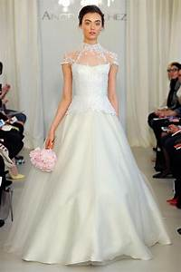 angel sanchez wedding dress spring 2014 bridal 17 onewedcom With angel sanchez wedding dress