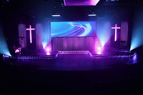 awesome church backdrop more stage design ideas stage