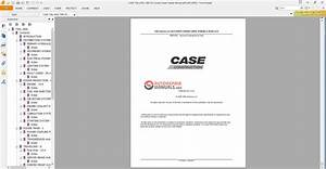 Case 750l 850l Tier Iii Crawler Dozer Repair Manual
